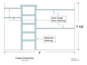 pdf diy closet organizers plans