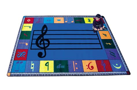 musical rug carpets note worthy room area rugs