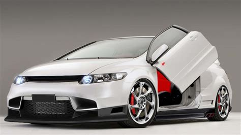 custom honda civic si honda civic custom image 147