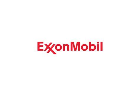 exxon mobil stock exxon mobil logo and gas logo