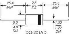 dioda uf5404 diody prostownicze szybkie