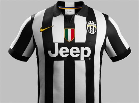 Kaos 3d Bw footy news juventus 2014 15 home and away kits released