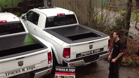 Dodge Ram Bed Locker for Sale Trucks N Toys   YouTube