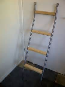 Metal Bunk Bed Ladder Bed Ladder