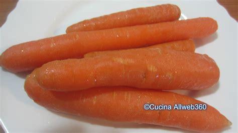 come cucinare le carote in padella carote in padella la ricetta gustosa ma dietetica