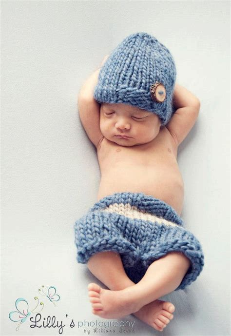 baby boy knit hats baby boys hat and shorts sets boys knit props baby boy hats
