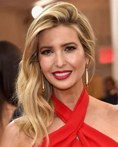 Ivanka Says Donald Is Pretty Normal by Ivanka Makeup And Dailybeauty