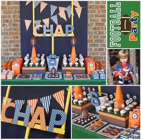 printable sports party decorations sassy sites the birthday boy