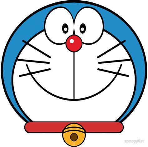 Muka Doraemon pegatinas 171 doraemon el gato futuro 187 de spongykat