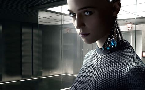 ex machina movie ex machina 2015 movie wallpapers hd wallpapers id 13986