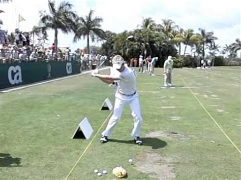 luke donald swing speed luke donald youtube