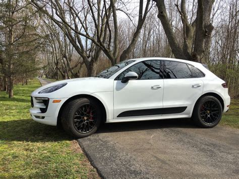 Porche Crossover high strung porsche macan gts is a go fast crossover that