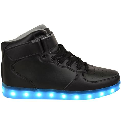 luminous sneakers womens usb led lights sneakers shoes luminous