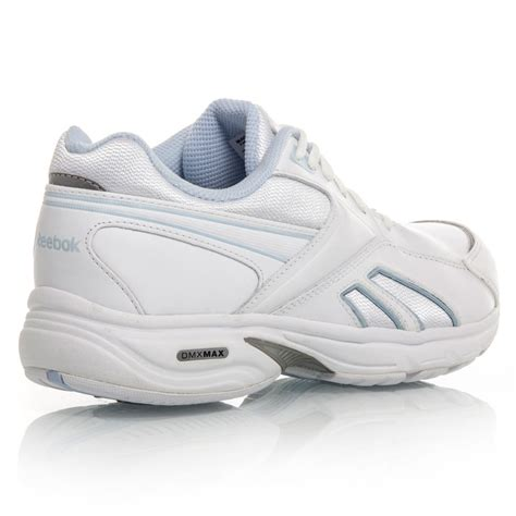 40 reebok lifewalk dmx max wd womens walking shoes