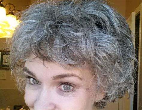 short curly grey hairstyles 2015 44 best images about hair on pinterest short grey hair