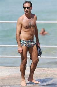 Anchor Rug Andrew O Keefe Goes For A Run And A Swim In Floral Budgie