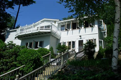 cottages for sale in nh classic alton bay cottage and boathouse for sale