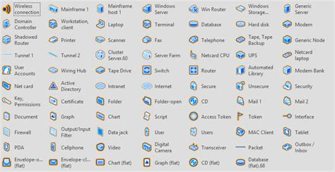17 free visio icons images free visio people shapes