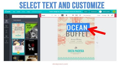 canva justify text how to use canva