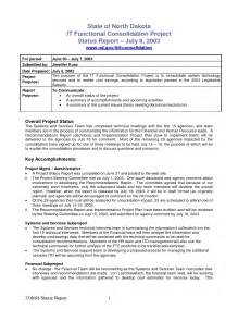 monthly project progress report template best photos of project progress report sle project