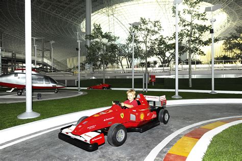 ferrari world ferrari world abu dhabi world s largest indoor theme