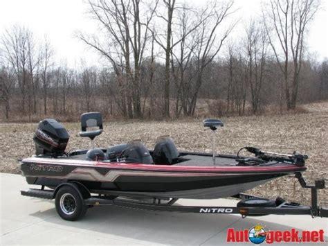 bass tracker nitro boats 1997 nitro bass boat with oxidation