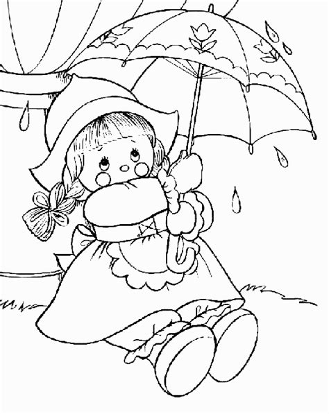 Spring Coloring Pages Coloringpages1001 Com Springtime Coloring Pages