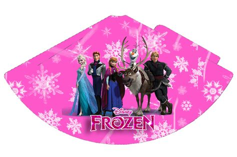 printable frozen hats frozen in pink free printable party kit oh my fiesta