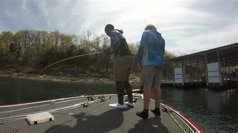table rock lake bass fishing table rock lake bass fishing day1