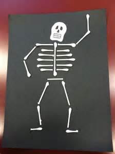 q tip skeleton template s q tip skeleton is better than yours teaching ideas