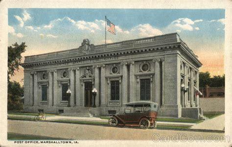 Office Depot Iowa City Marshalltown Ia Post Office Marshall County Iowa C Deuell