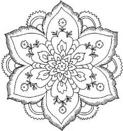 cool flower coloring pages flower coloring