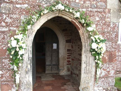 Wedding Arch Hire Exeter by The Pepper Floristry Gallery