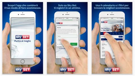 sky bet apk app sky bet per iphone versione mobile per android superscommesse it