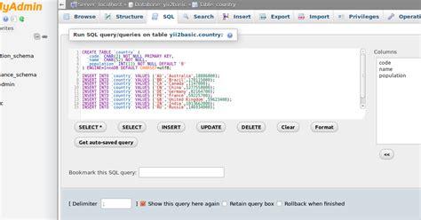 yii cms tutorial belajar yii 2 bekerja dengan database ilham ari