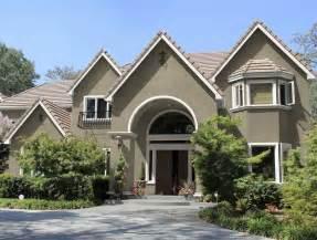 exterior color scheme paint colors stonegate oxford brown mission