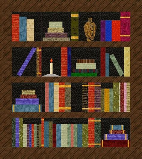 1000 images about bookshelf quilt on harry