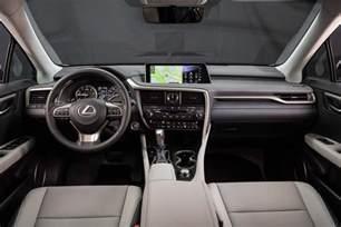 Rx Lexus 2017 Jeep Grand Vs 2017 Lexus Rx