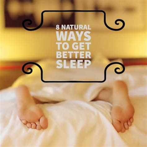 natural ways to sleep better 8 natural ways to get better sleep real time pain relief