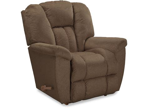 La Z Boy by La Z Boy Living Room Reclina Rocker 174 Recliner Four
