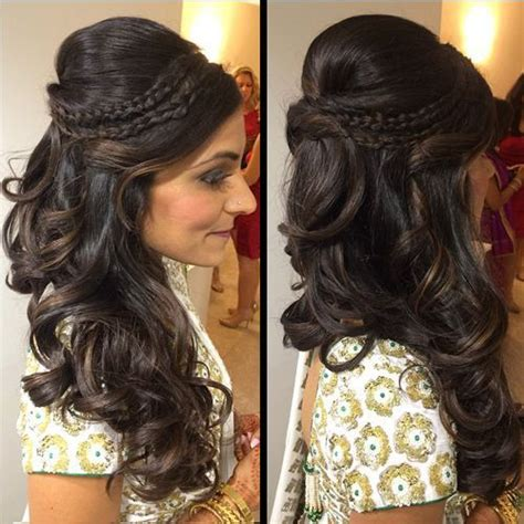 wedding hairstyles bridal hairstyles on pinterest image result for hairstyles for indian mom wedding