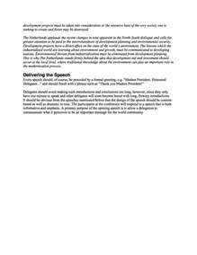 Mun Position Paper Template by Position Paper Sle Mun