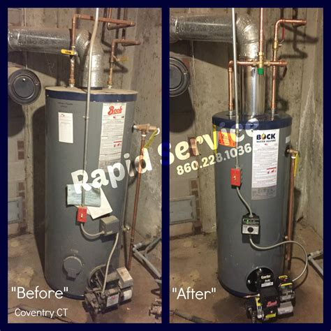 how to the right water heater manchester plumbers