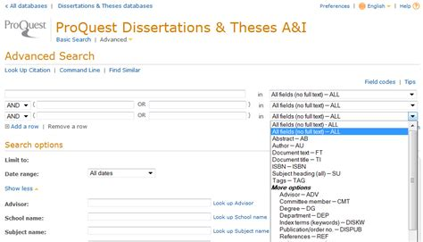 proquest umi dissertation publishing hochs