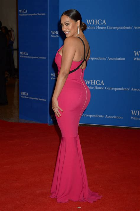 White House Correspondance Dinner by La La Anthony White House Correspondents Dinner In