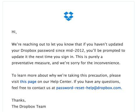 Dropbox Confirmation Letter Nigeria dropbox nut 237 u蠕ivatele ke zm茆n茆 hesel