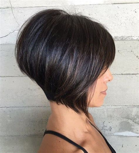 inverted v hairstyle 78 best ideas about bobs for thick hair on pinterest