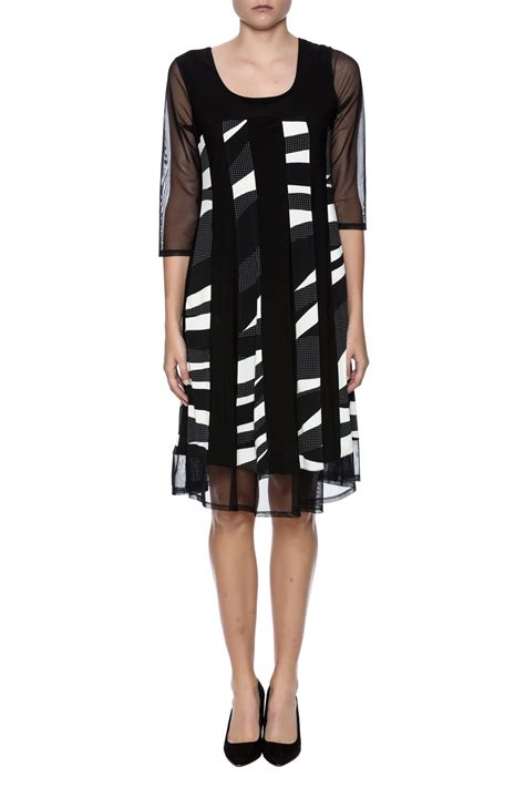 geometric pattern clothes ic collection geometric pattern dress from philadelphia by