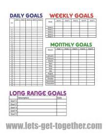 Idea Sheet Template by Best 25 Term Goals Ideas On Term Sheet