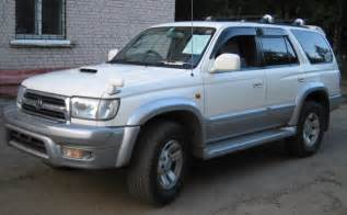Toyota Sarf 1998 Toyota Hilux Surf Pictures 3000cc Diesel